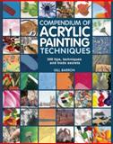Compendium of Acrylic Painting Techniques, Gill Barron, 1782210458