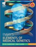 Emery's Elements of Medical Genetics, Turnpenny, Peter D. and Ellard, Sian, 0443100454