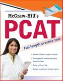McGraw-Hill's PCAT, Hademenos, George J. and Murphree, Shaun, 0071600450