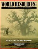 World Resources 1994-1995 9780195210453