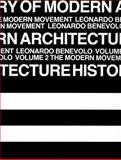 History of Modern Architecture, Benevolo, Leonardo, 0262520451