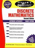 Schaum's Outline of Theory and Problems of Discrete Mathematics, Lipschutz, Seymour and Lipson, Marc Lars, 0070380457
