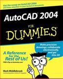 AutoCAD® 2004 for Dummies®, Mark Middlebrook, 0764540459