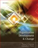 Organization Development and Change, Cummings, Thomas G. and Worley, Christopher G., 1133190456