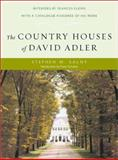 The Country Houses of David Adler, Stephen M. Salny, 039373045X