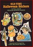 Old-Time Halloween Stickers, , 0486260453