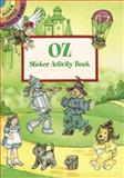 Oz Sticker Activity Book, Cathy Beylon, 048640045X