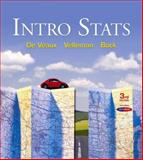 Intro Stats, Velleman, Paul F. and Bock, David E., 0321500458