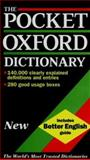 The Pocket Oxford Dictionary of Current English, , 0198600453