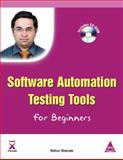 Software Automation Testing Tools for Beginners, Rahul Shende, 1619030454