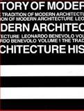 History of Modern Architecture, Benevolo, Leonardo, 026252046X