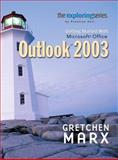 Exploring : Getting Started with Microsoft Outlook, Marx, Gretchen, 0131440462