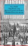 The State and Social Change in Early Modern England, 1550-1640, Hindle, Steve, 1403900469