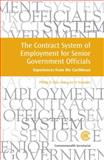 The Contract System of Employment for Senior Government Officials 9781849290463