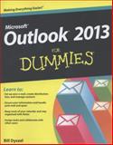 Outlook 2013 for Dummies, Bill Dyszel, 1118490460