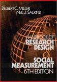 Handbook of Research Design and Social Measurement 9780761920465