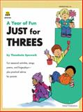 A Year of Fun Just for Three's, Theodosia Spewock, 1570290466