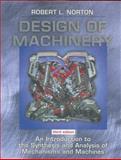 Design of Machinery 9780072470468