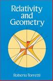 Relativity and Geometry, Torretti, Roberto, 0486690466