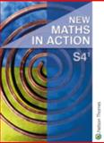 New Maths in Action, D Howat Brown and Robin D. Howat, 0748790470