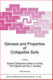 Genesis and Properties of Collapsible Soils, , 9401040478