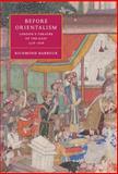 Before Orientalism 9780521650472