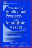 Valuation of Intellectual Property and Intangible Assets, Smith, Gordon V. and Parr, Russell L., 047139047X