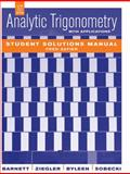 Analytic Trigonometry with Applications, Barnett, Raymond A. and Ziegler, Michael R., 0470390476