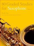 80 Graded Studies for Saxophone, John Davies, 0571510477