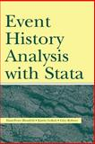 Event History Analysis with Stata, Blossfeld, Hans-Peter and Rohwer, Gotz, 0805860479