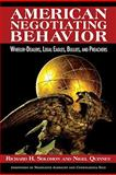 American Negotiating Behavior 9781601270474