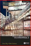 Study Guide to Accompany Managerial Economics, Png, Ivan and Lehman, Dale, 1405160470
