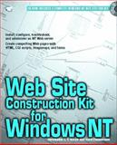 Web Site Construction Kit for Windows NT, Brown, Christopher, 1575210479