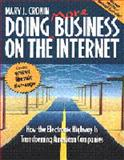 Doing More Business on the Internet, Cronin, Mary J., 0442020473