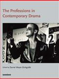 Professions in Contemporary Drama, Meyer-Dinkgrafe, Daniel, 184150047X