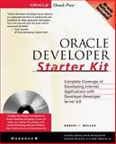 Oracle Developer Starter Kit, Muller, Robert J., 0072120479
