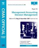 Management Accounting Decision Management, Burke, Louise and Wilks, Colin, 0750680474