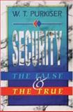 Security, W. T. Purkiser, 0834100487