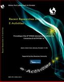 Recent Researches in E-Activities : Proceedings of the 10th WSEAS International Conference on E-Activities (E-ACTIVITIES '11),, 1618040480