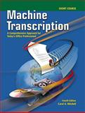 Machine Transcription, Mitchell, Carol A., 0077290488