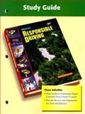 Responsible Driving, McGraw-Hill Staff, 0078730481