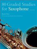 80 Graded Studies for Saxophone, John Davies, 0571510485