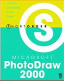Microsoft Photo Draw 2000, Joss, Molly W., 0789720485