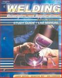 Sgd Weld Princ/Applications, Larry Jeffus, Dewayne Roy, Jon Cookson, 1401810489