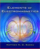 Elements of Electromagnetics, Sadiku, Matthew N. O., 0195300483