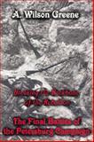 Breaking the Backbone of the Rebellion, Steven H. Newton, 1882810481