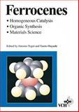 Ferrocenes : Homogeneous Catalysis, Organic Synthesis, Materials Science, Antonio Togni, 3527290486