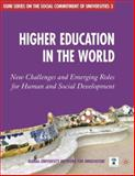 Higher Education in the World 2008, Global University Network for Innovation Staff, 0230000487