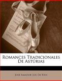 Romances Tradicionales de Astúrias, Jos Amador Los De Ros and José Amador Los De Ríos, 1149750480