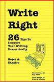 Write Right, Shapiro, Roger A., 1420840487